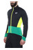 PEARL iZUMi Elite Pursuit Softshell Jacket Men Black/Pepper Green